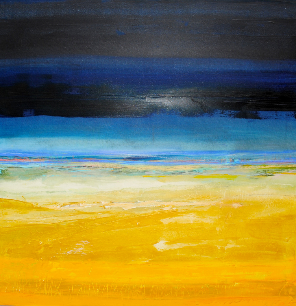 Yellow Field (Sold)