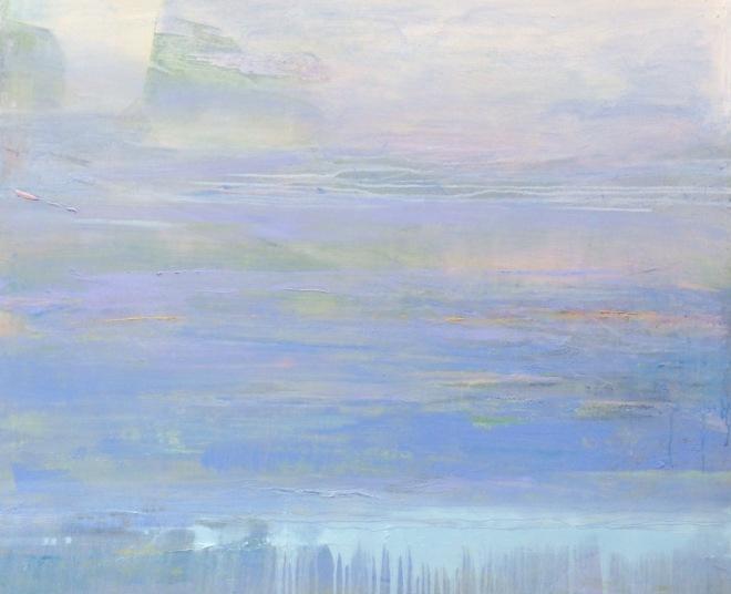 Misty Landscape - Lake Garda