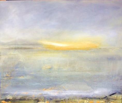 Sunset Lake Garda
